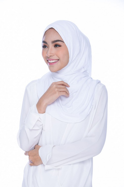 BOKITTA Zain Bright White