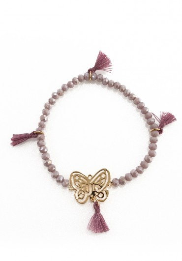 Bracelet Dusty Purple 1